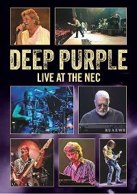 Cover Deep Purple - Live At The NEC [DVD]
